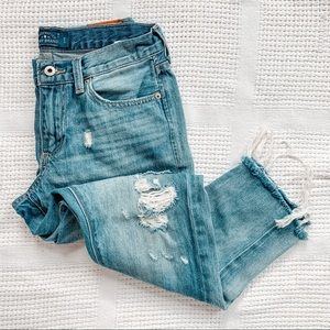 LUCKY BRAND   Sienna Slim Boyfriend Jeans Sz 26